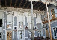 отель Nadirbek: Дворик отеля