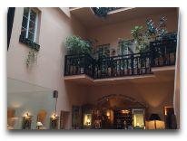 отель Narutis: Атриум