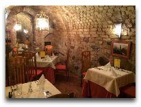 отель Narutis: Ресторан для завтрака