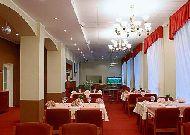 отель Narva: Ресторан
