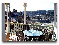 отель Nata: Балкон в номере