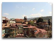 отель Nata: Вид на город