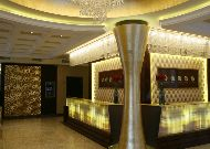 отель National Hotel: Ресепшен