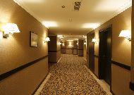 отель National Hotel: Коридор