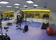 отель National Hotel: Фитнес