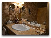 отель National Hotel: Ванная в номере