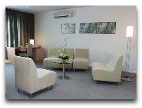 отель Navalis: Гостиная в номере Suite