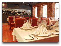 отель Navalis: Ресторан