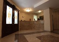 отель Nemi: Ресепшн