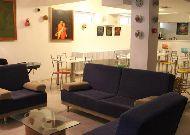 отель Nemi: Ресторан