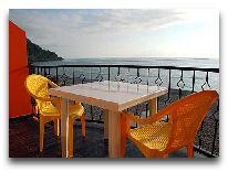отель Neptun: Вид с балкона