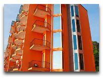 отель Neptun: Фасад