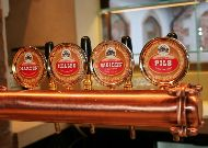 отель Nesselbeck: Ресторан пивоварня