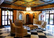 отель Nesselbeck: Холл