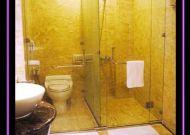 отель Ngoc Lan Dalat: Deluxe room - ванная