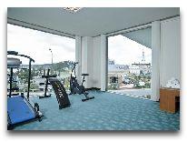 отель Ngoc Lan Dalat: Фитнес-центр