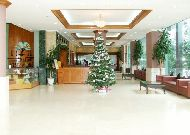 отель Nha Trang Lodge Hotel: Холл