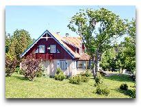 отель Hotel Nidos Pusynas (Nida): Территория Villa Gimtine