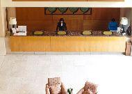 отель Nikko Hanoi: Reception