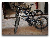 отель Noah's Ark Hotel, Ноев Ковчег: Велосипеды на прокат