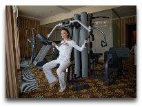 отель Нобилис: Фитнес-центр