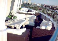 отель Nobil Luxury Boutique Hotel: Терасса View Cafe