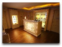 отель Nobil Luxury Boutique Hotel: SPA ресепшен