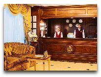 отель Nobil Luxury Boutique Hotel: Ресепшен