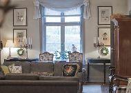 отель Noors Slott: Гостиная