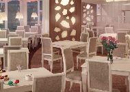 отель Noorus: Ресторана Romantic Garden