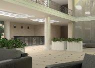 отель Noorus: Холл