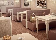 отель Noorus: Ресторан Romantic Garden