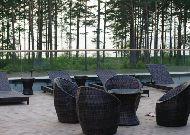 отель Noorus: Зона отдыха