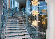 отель Noorus: Лестница в холле