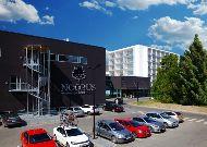 отель Noorus: Парковка у отеля