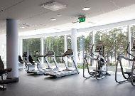 отель Noorus: Фитнесс центр