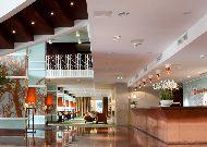 отель Nordic Hotel Forum: Холл отеля