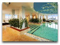 отель Nordic Hotel Forum: Бассейн
