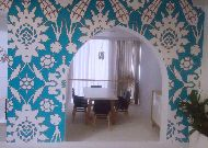 отель Rabath Akhaltsikhe: Уголок холла