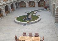 отель Rabath Akhaltsikhe: Внутренний двор отеля