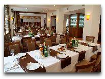 отель Rabath Akhaltsikhe: Ресторан отеля