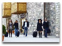 отель Rabath Akhaltsikhe: Территория отеля