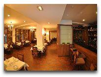 отель Rabath Akhaltsikhe: Ресторан
