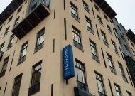 отель Novotel Vilnius: Фасад отеля