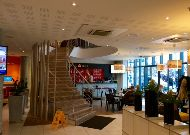 отель Novotel Vilnius: Холл