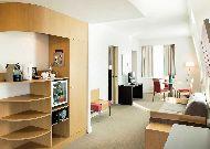 отель Novotel Vilnius: Номер Suite