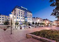 отель Novotel Vilnius