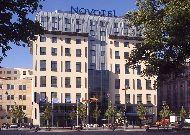 отель Novotel Vilnius: Здание отеля
