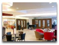 отель Novotel Centrum Warszawa: Интерьер отеля