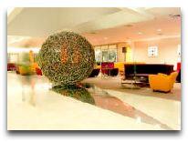 отель Novotel Centrum Warszawa: Лобби отеля